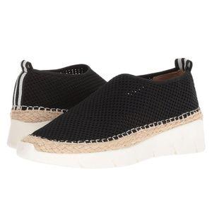 Franco Sarto Pascha Perforated Espadrille Sneaker